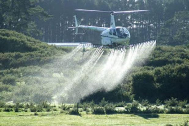 Spraying & Spreading